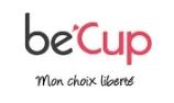 BeCup logo