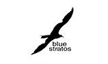 Blue Stratos logo