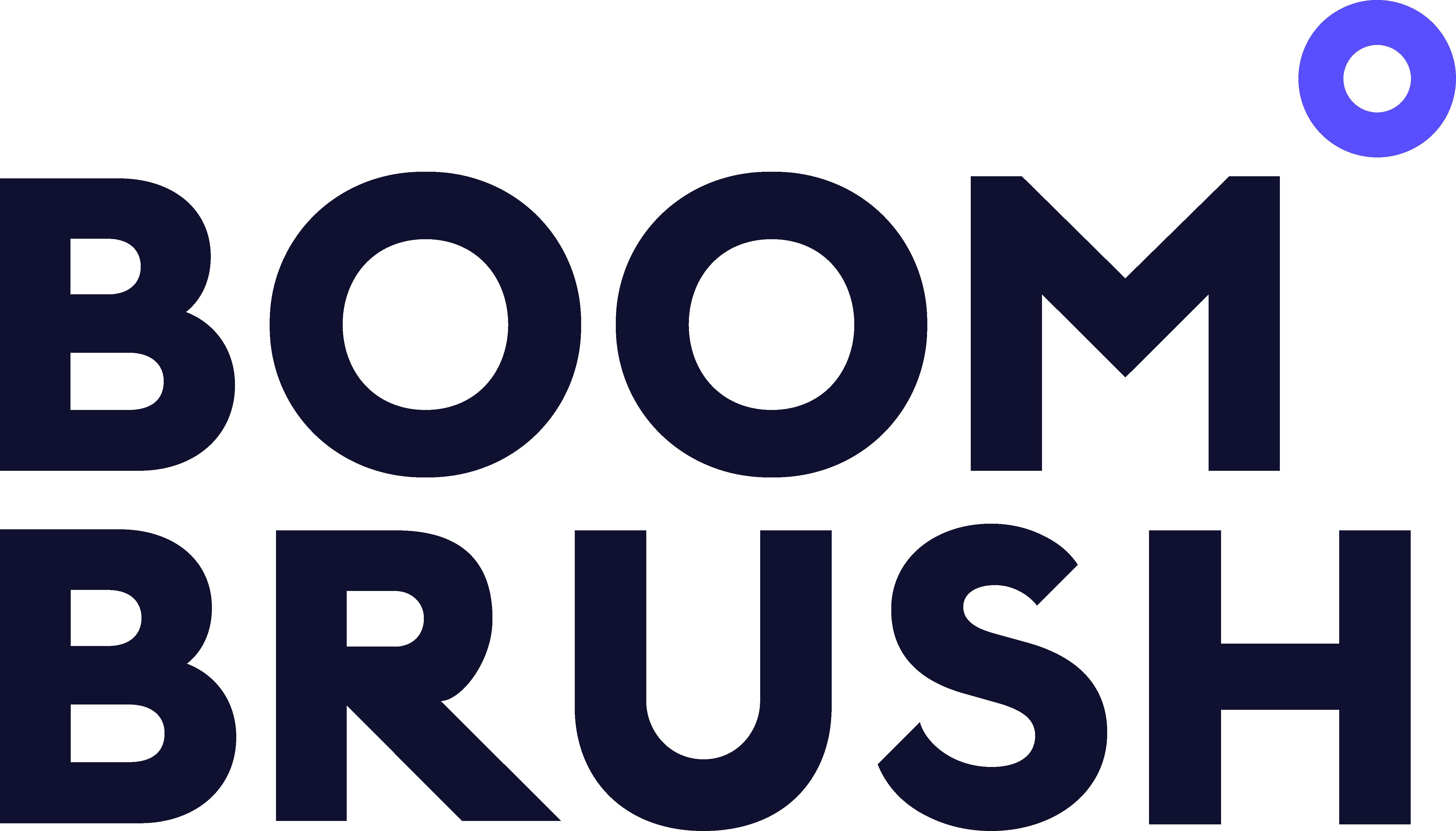 Boombrush logo