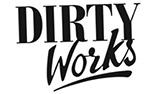 Dirty Works logo
