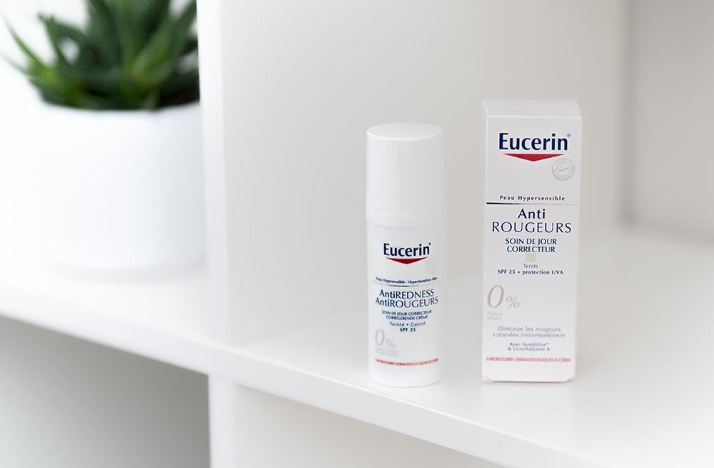 eucerin anti-redness creme