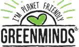 Greenminds logo