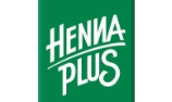 Henna Plus logo