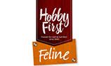 Hobby First Feline logo