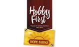 Hobby First Hope Farms logo