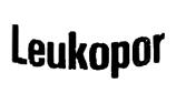Leukopor logo