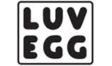 LUV EGG logo