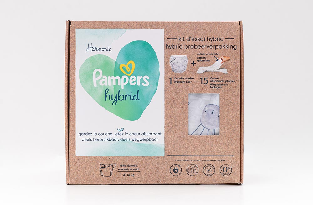 pampers wasbare luiers
