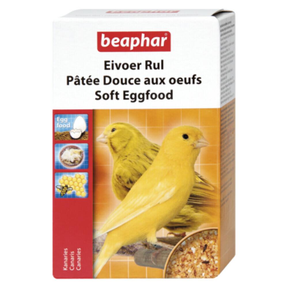 Beaphar eivoer rul kanarie 150 greivoer rul kanarie van beaphar is een aanvullend eivoer voor alle zaadetende ...
