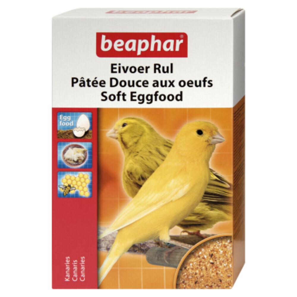 Beaphar eivoer rul kanarie 1 kgeivoer rul kanarie van beaphar is een aanvullend eivoer voor alle zaadetende ...