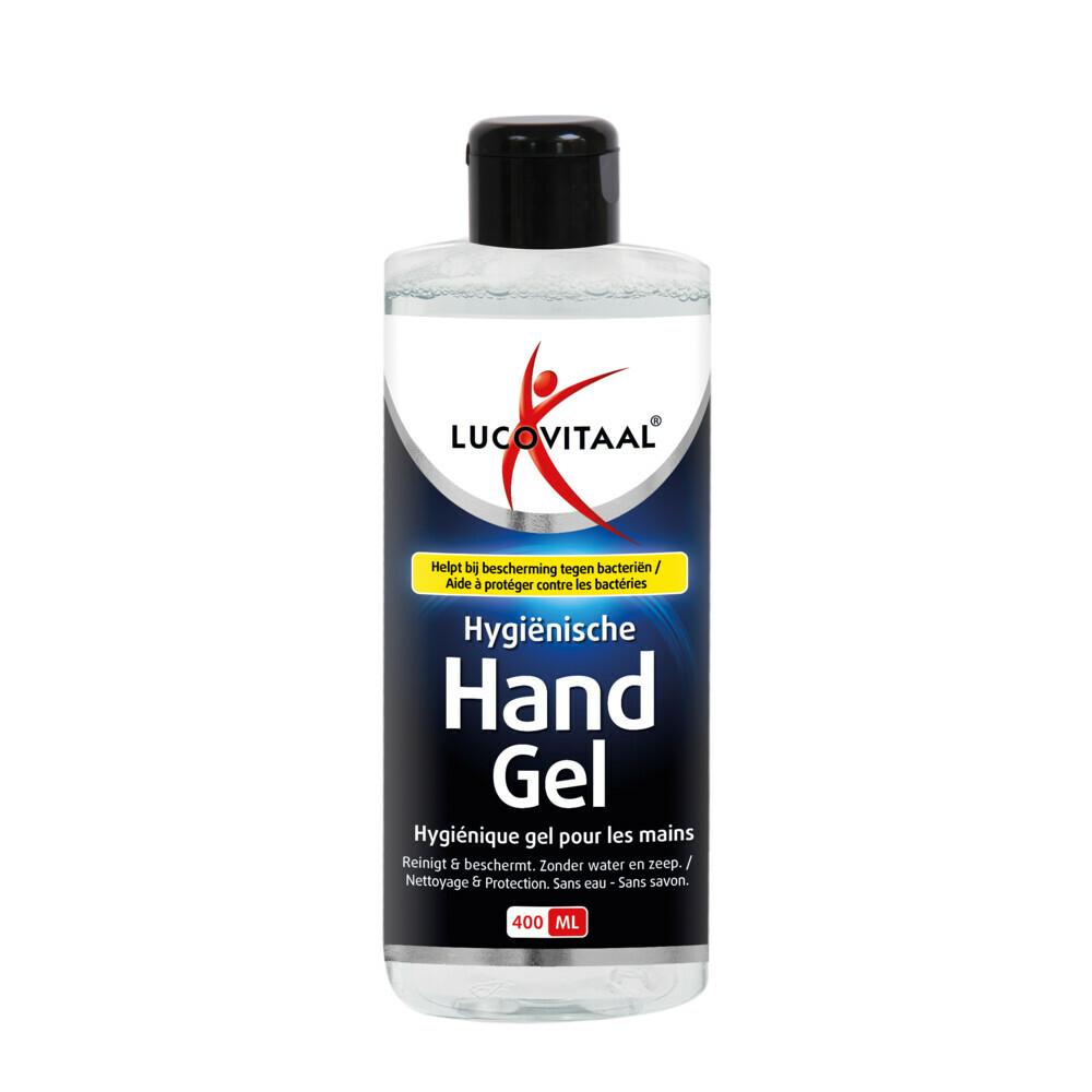 Lucovitaal Hygiënische Handgel 400 ml