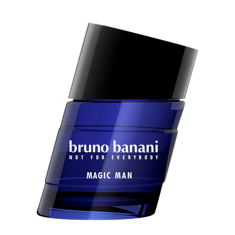Bruno Banani Magic Man Eau de Toilette (EdT) 30 ml