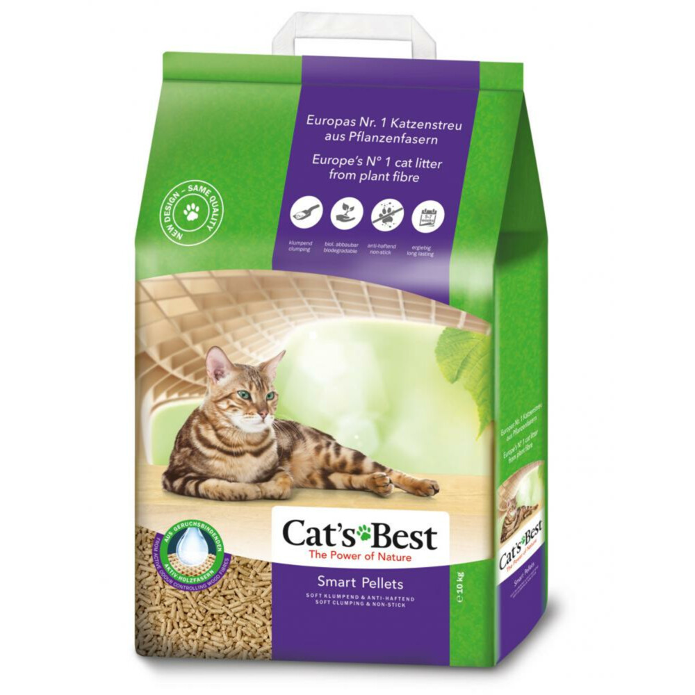 Nature gold kattenbakvulling 20L Cat's Best
