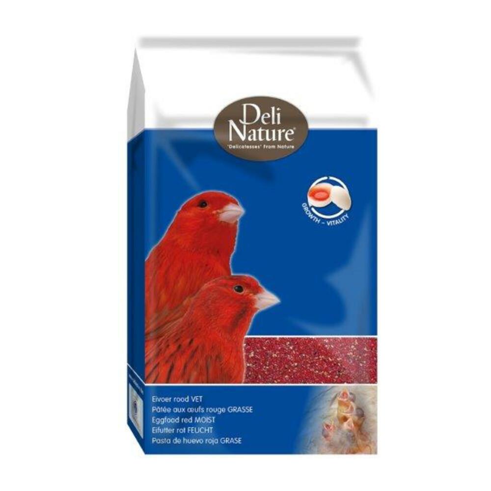 Deli Nature 4x Eivoer Vet Rood 1 kg online kopen