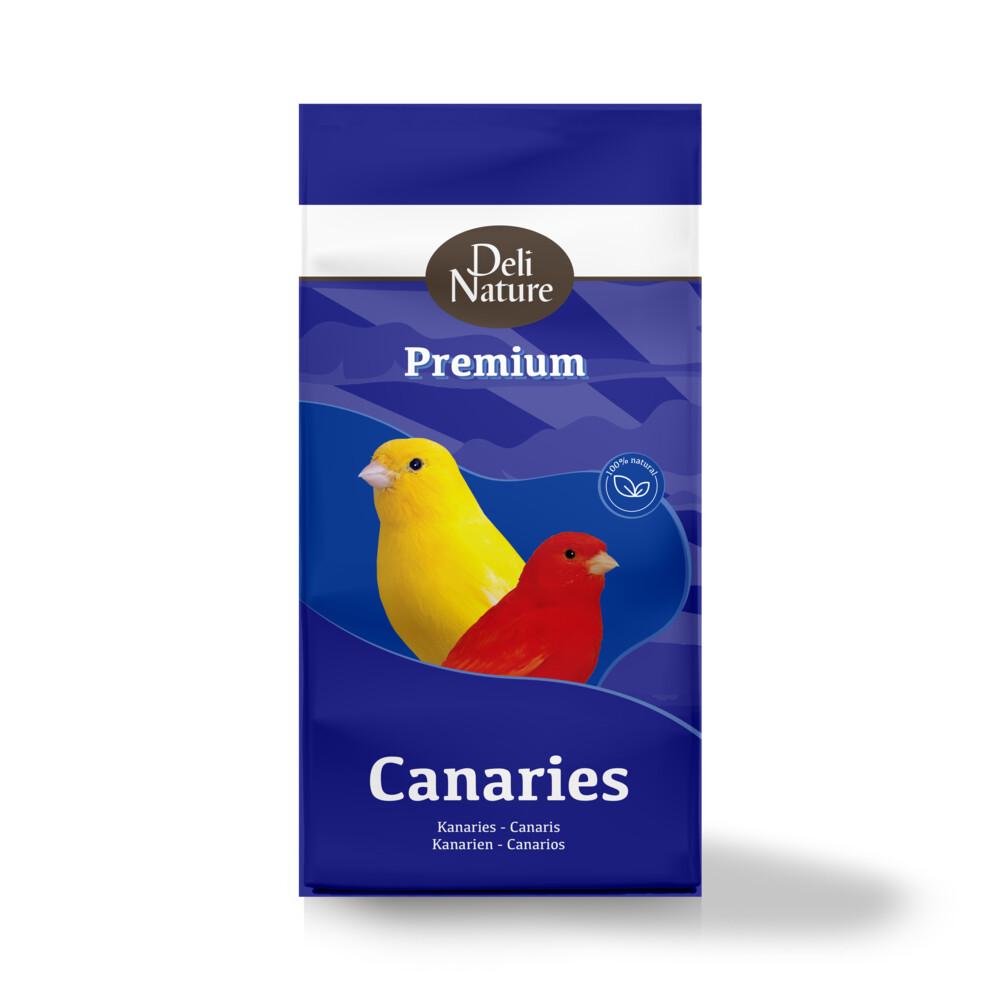 Deli nature premium kanariepremium kanarie van deli nature is een uitgebalanceerde mengeling voor jouw ...