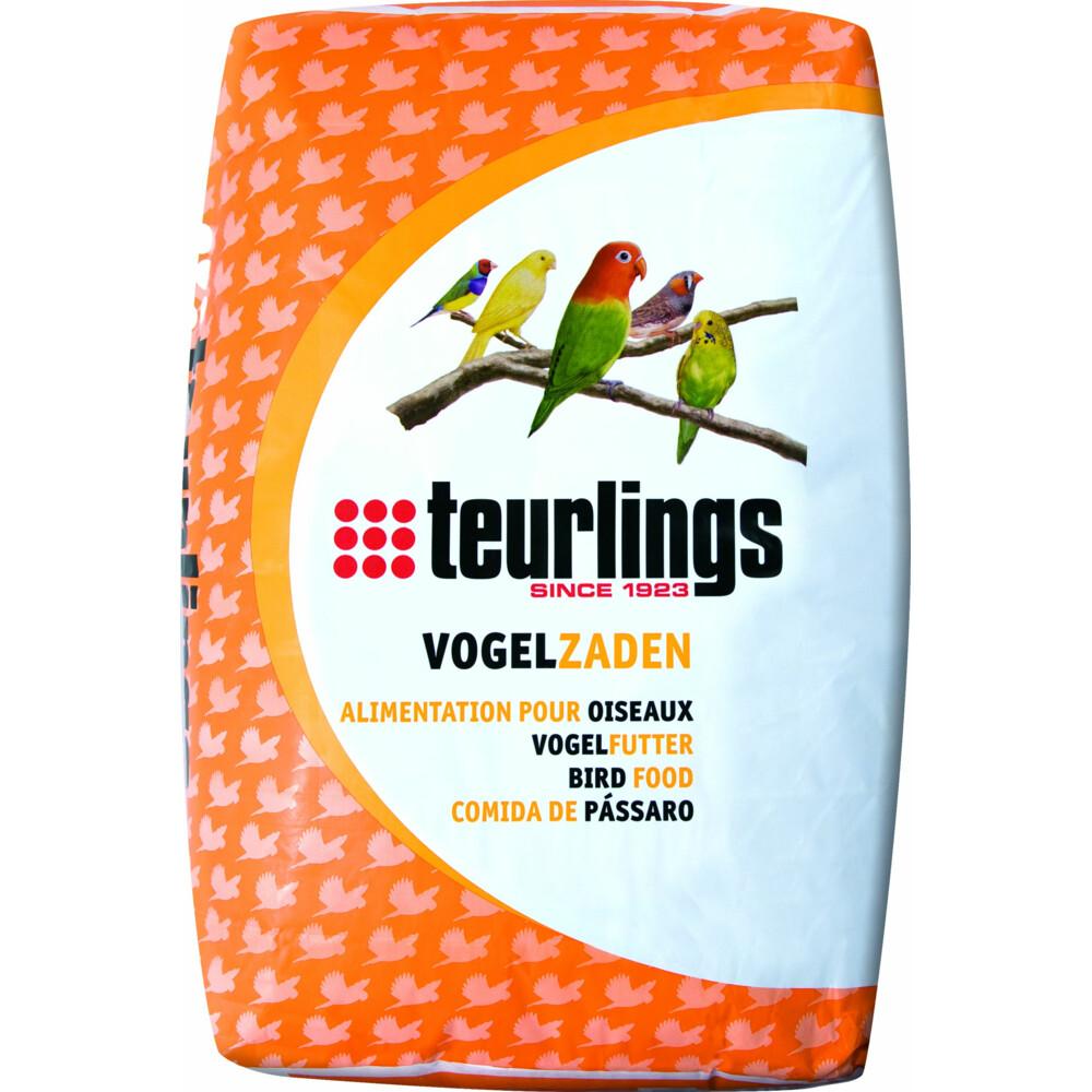 Teurlings Papegaai Euro Mengeling 15 kg online kopen