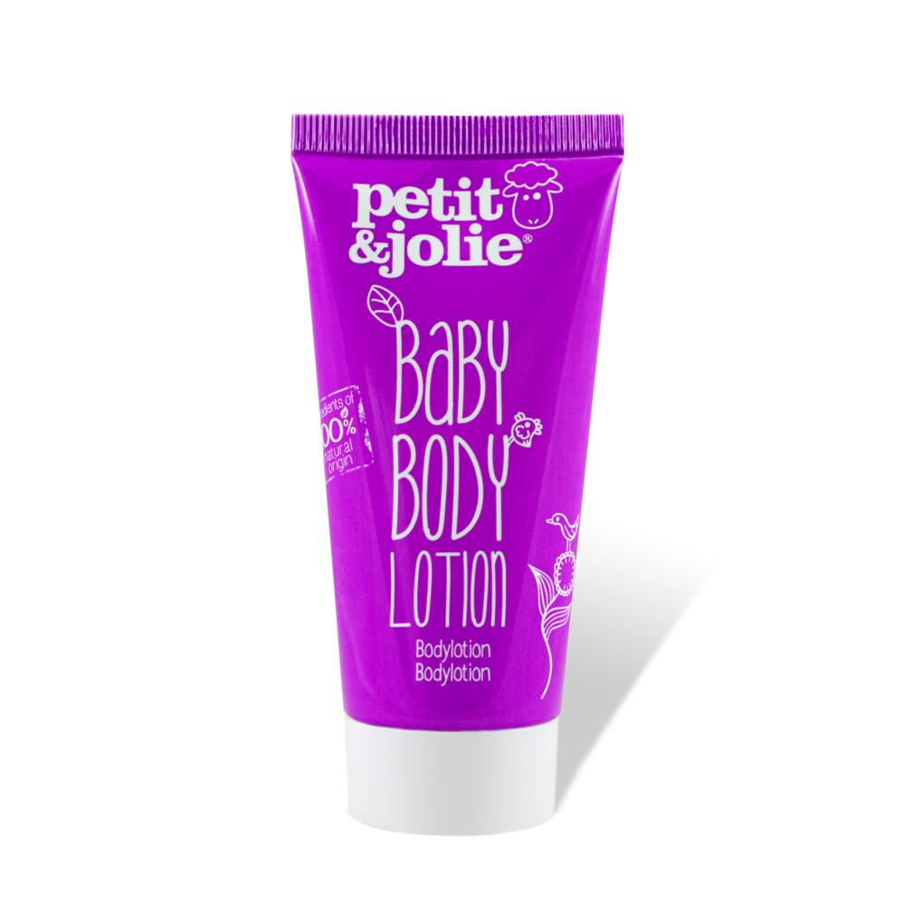 Petit & Jolie Baby Bodylotion Mini (50ml)