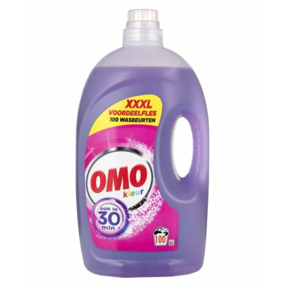 OMO Wasmiddel Kleur 5000 ml