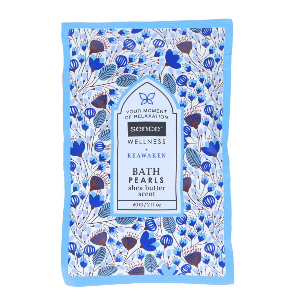 Sence Of Wellness Bath Pearls Reawaken 60 gr