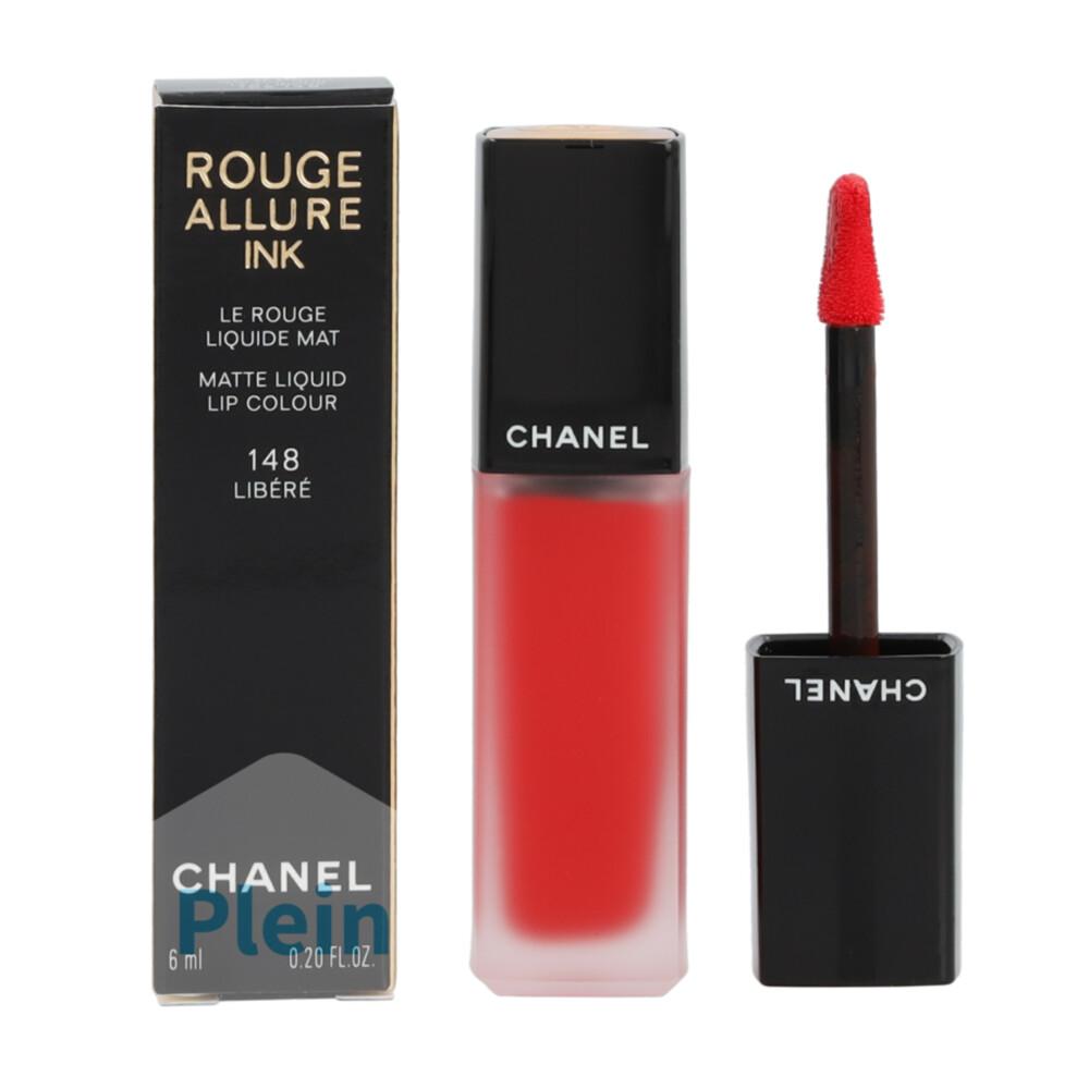 CHANEL 148 LIBÉRÉ LIPSTICK ROUGE ALLURE INK MATTE Lipstick 6 ml
