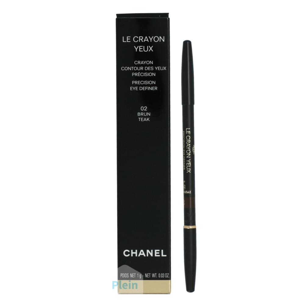 Chanel Le Crayon Jeux oogpotlood 02 Brun