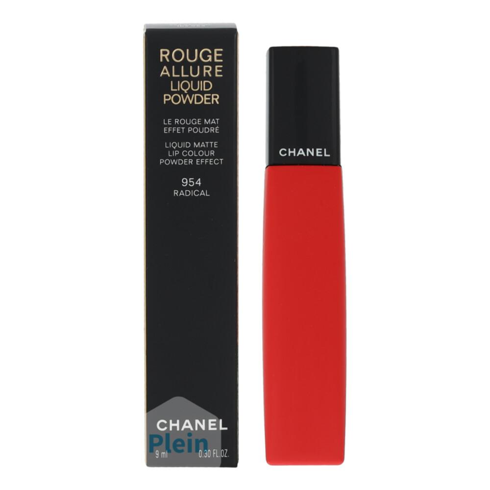 Chanel Rouge Allure Liquid Lippenstift 954 Radical 9 ml