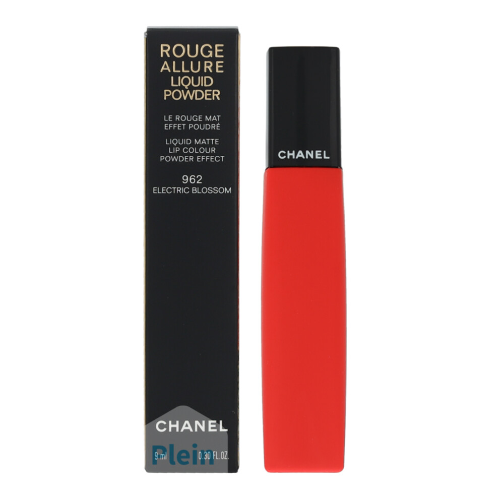 Chanel Rouge Allure Liquid Lippenstift 962 Electric Blossom 9 ml
