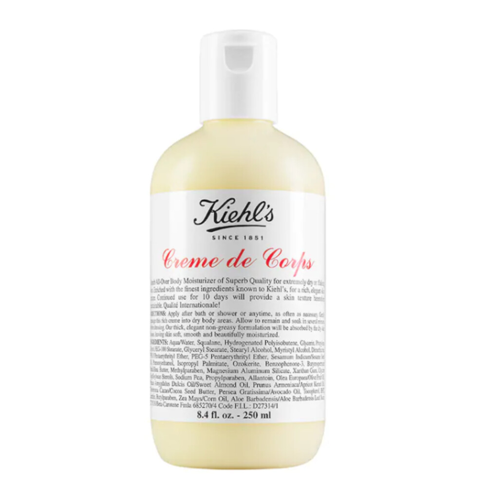Kiehl's Creme de Corps Bodylotion 250 ml