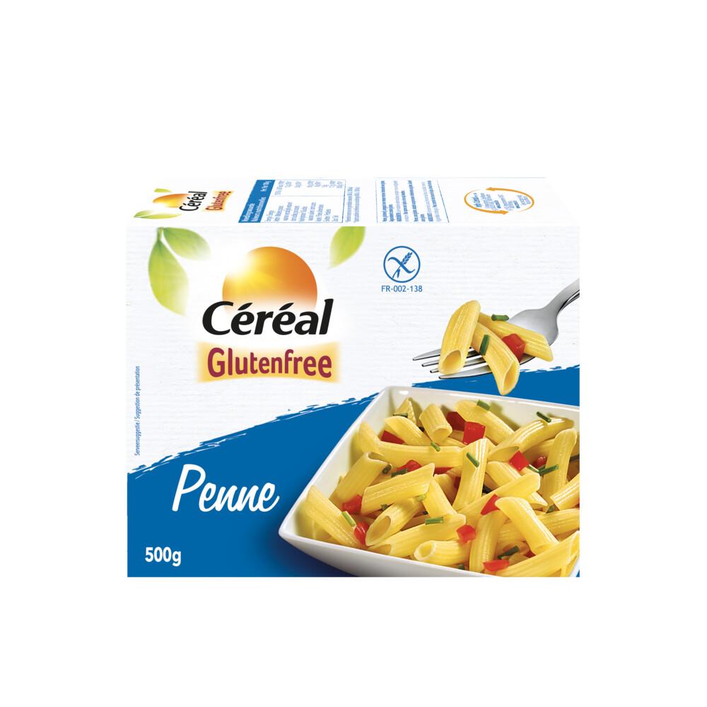 Cereal Glutenvrij Pasta Penne 500gr