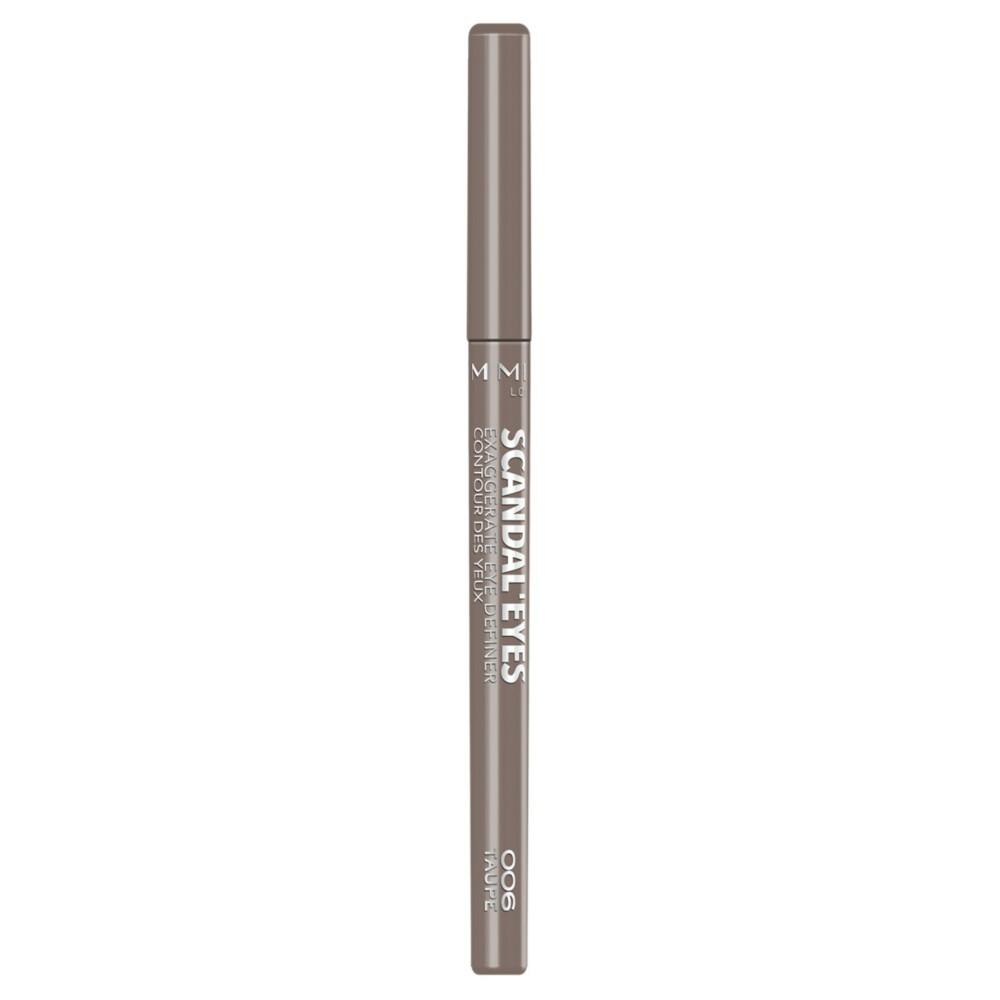 3x Rimmel London Eyeliner Exaggerate Full Colour eye definer 006 Taupe