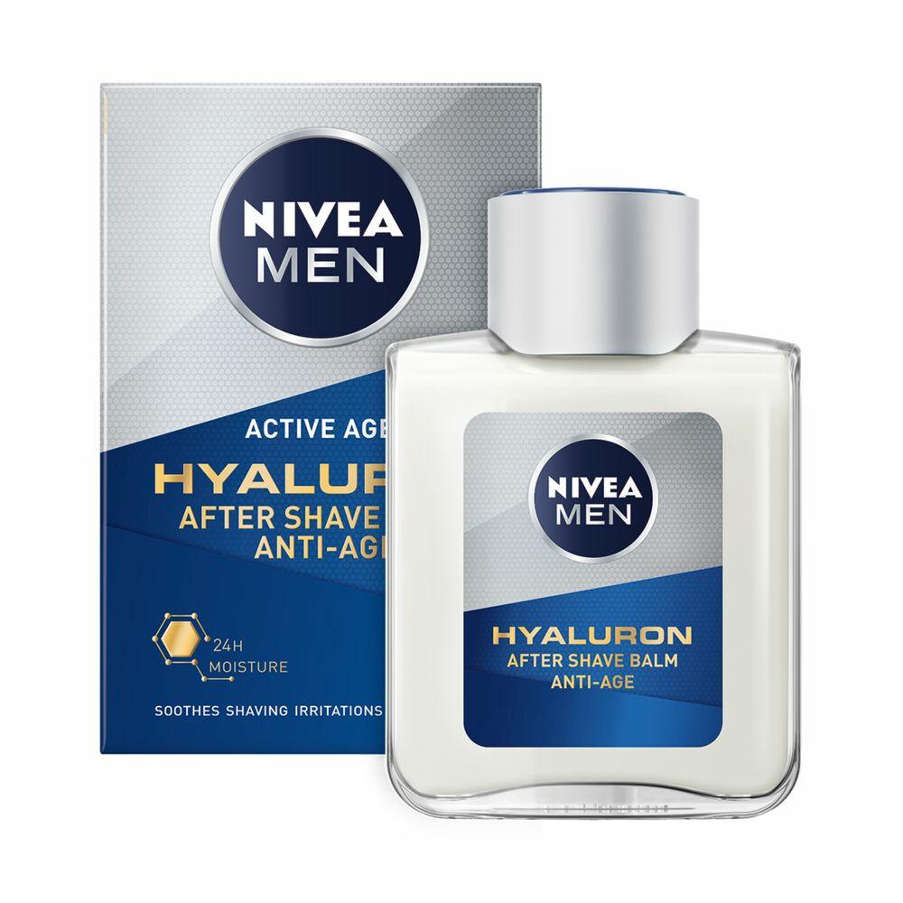 Nivea Men Active Age Hyaluron Aftershave (100ml)