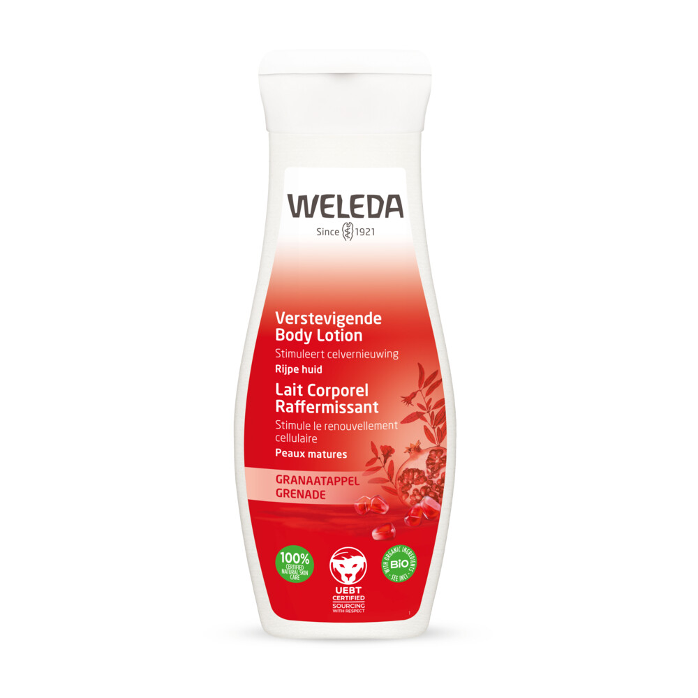 Weleda Verstevigende Bodylotion Granaatappel 200 ml