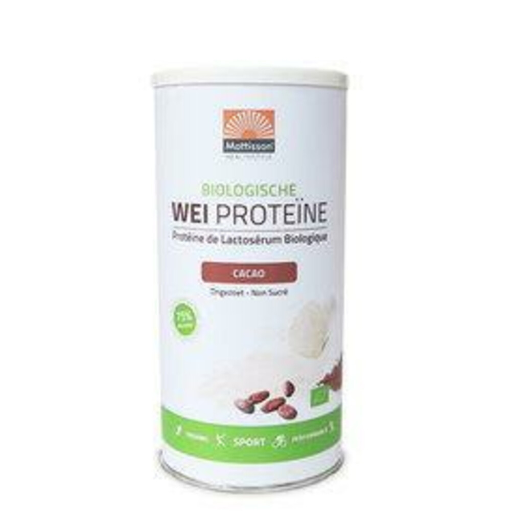 Wei protine cacao 75%