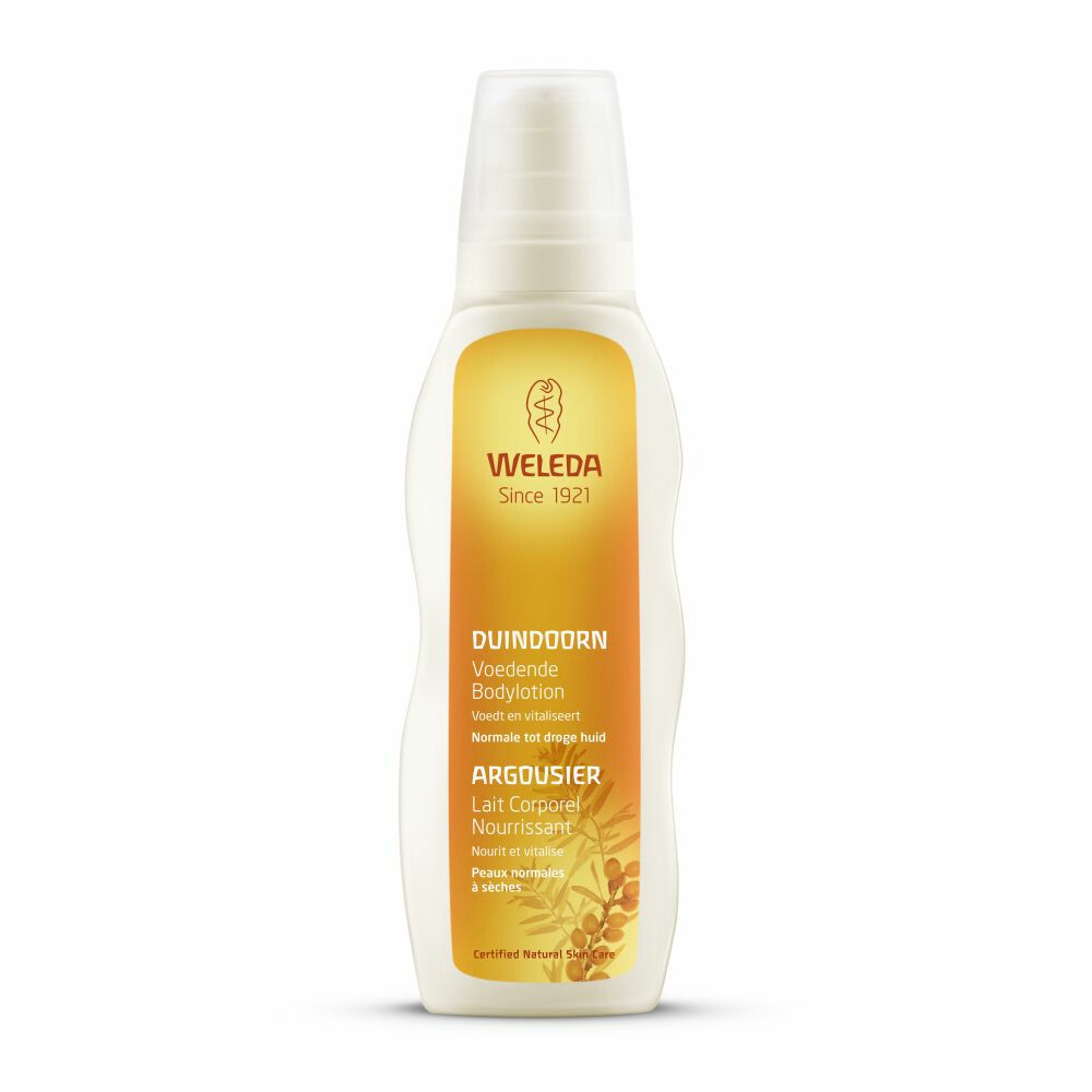 Weleda Bodylotion Duindoorn 200ml