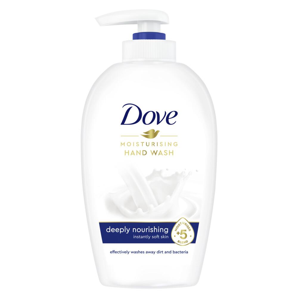 Dove Zeep Cream Soap Regular Pomp 250ml