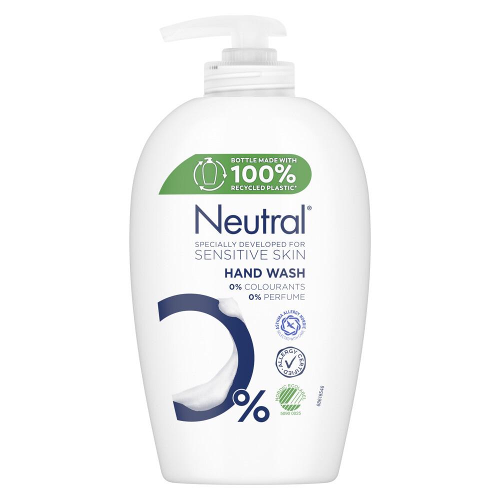 Neutral Handzeep Parfumvrij Voordeelverpakking