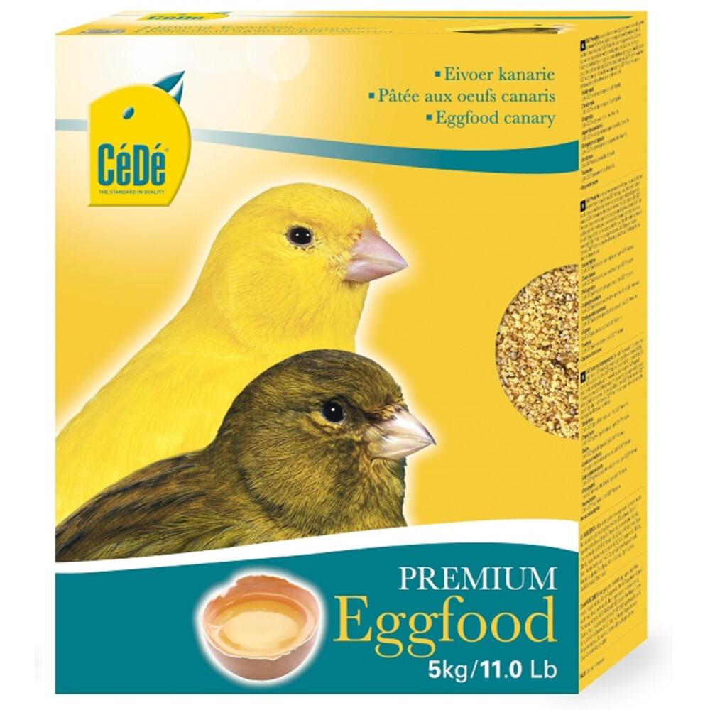 Cédé eivoer kanarie 5 kgcédé® eivoer is een aanvullend voer voor zang ,kleur  en postuurkanaries. het ...