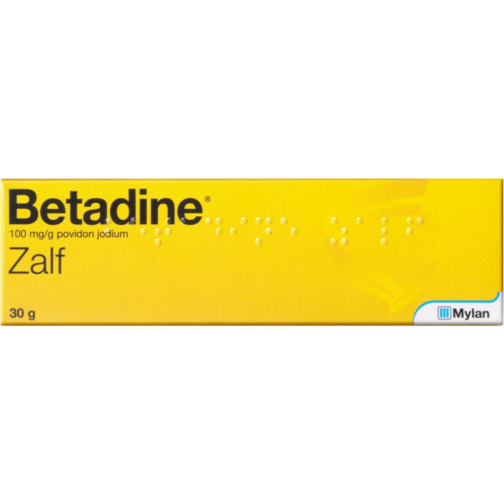 Betadine Zalf 30gram