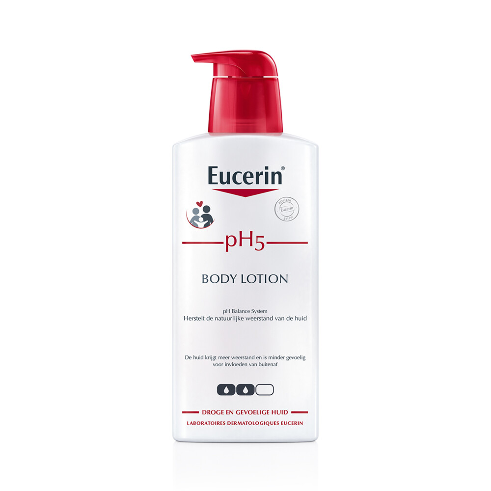Eucerin Ph5 Bodylotion Met Pomp 400ml