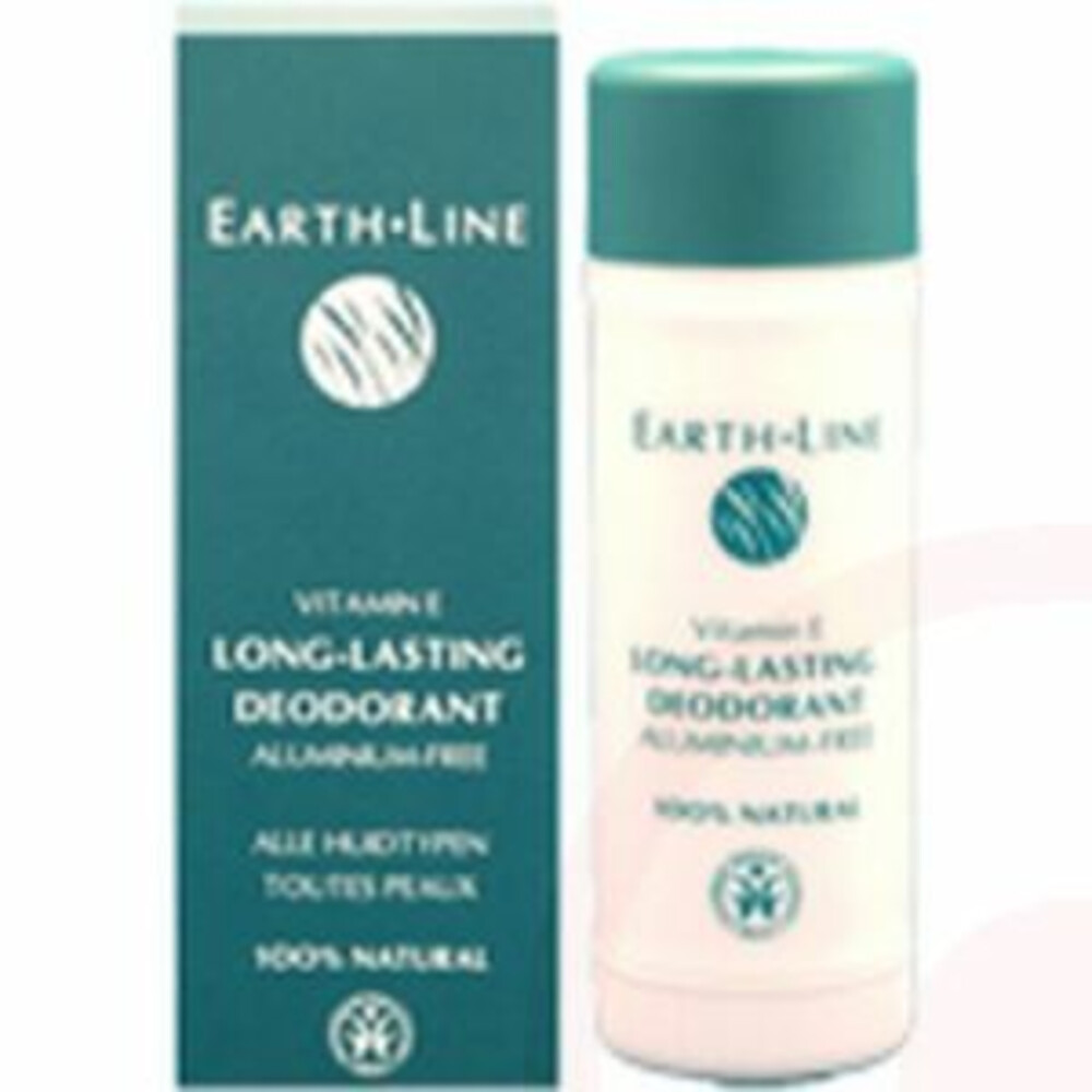 Earth-line Deodorant Alumvrij 50ml
