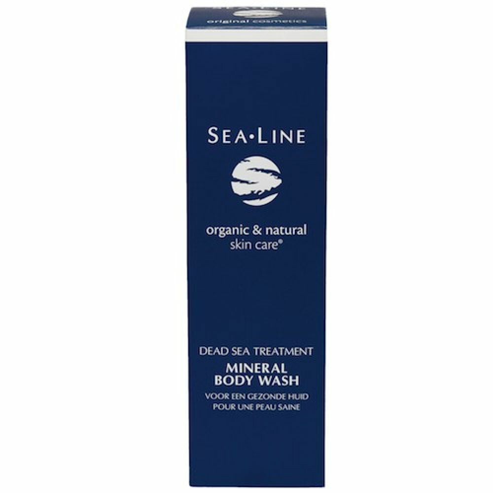 Sealine Mineral Body Wash Vg 200ml
