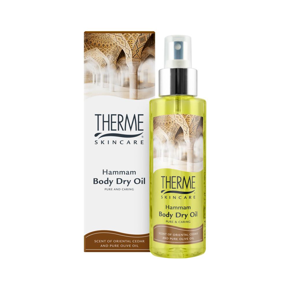Therme Dry Oil Spray Hammam 125ml