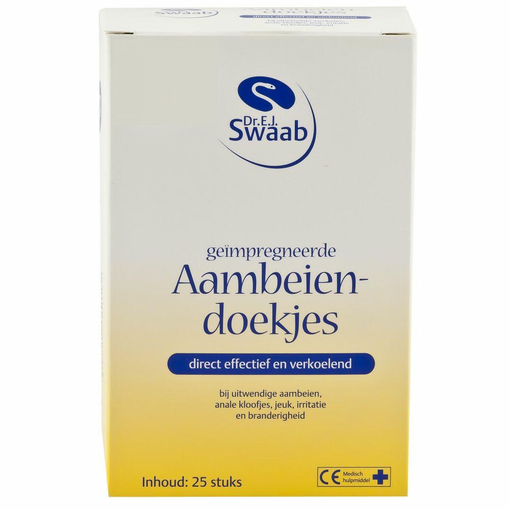 Dr. Swaab Aambeien Doekjes 30stuks