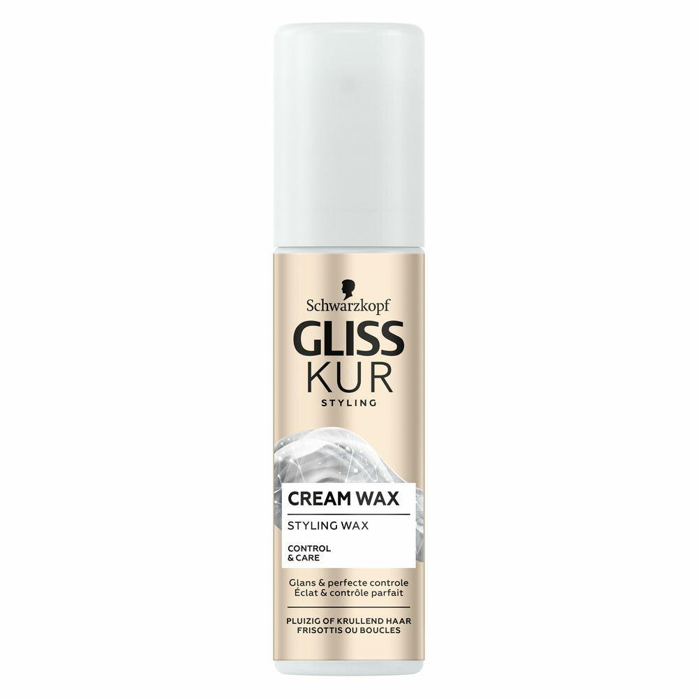 Gliss Kur Styling Creamwax *bestekoop Voordeelverpakking