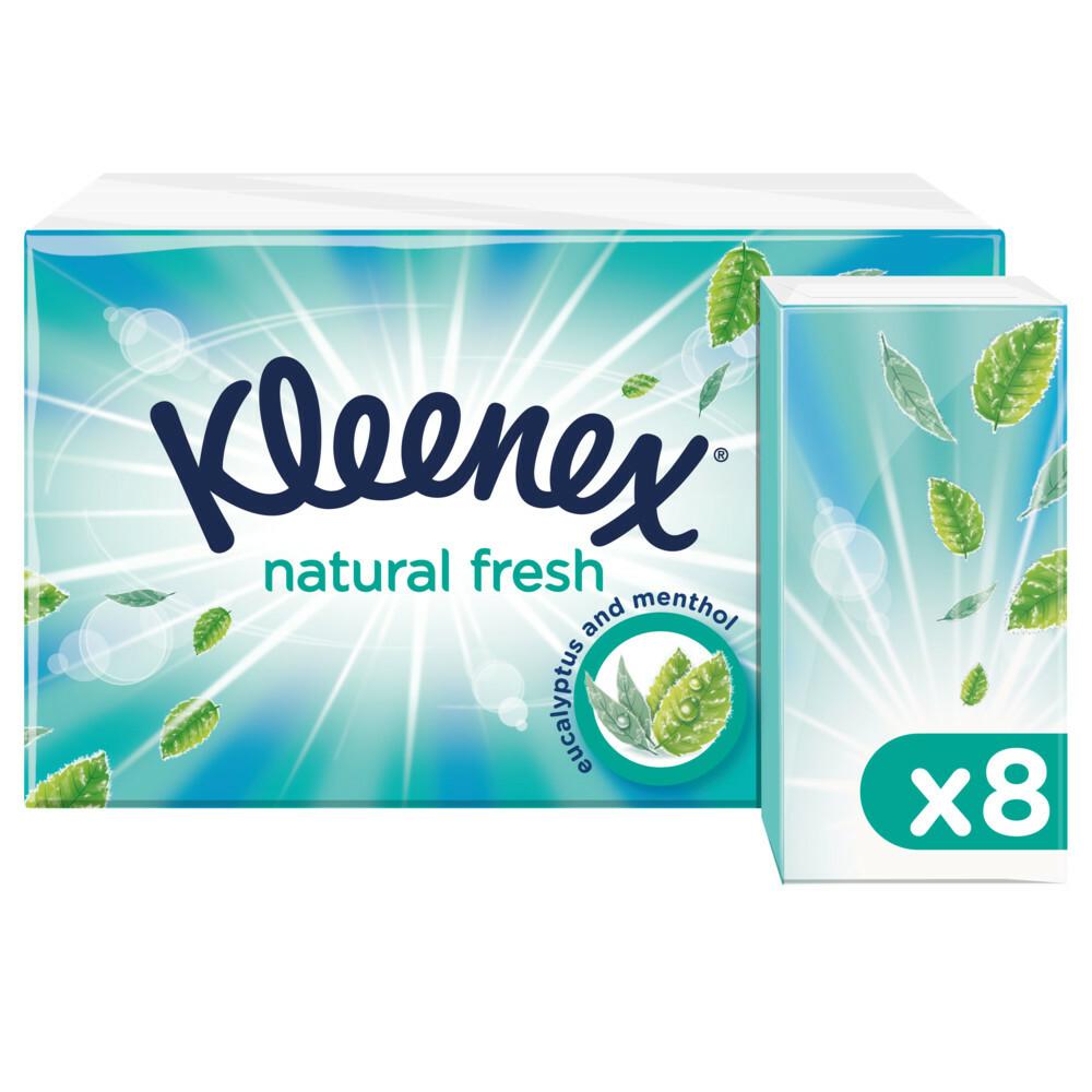 Kleenex Zakdoekjes 8x12 Fresh 8x12