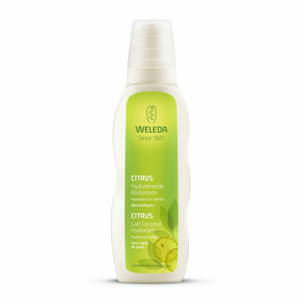Weleda Bodylotion Citrus 200ml