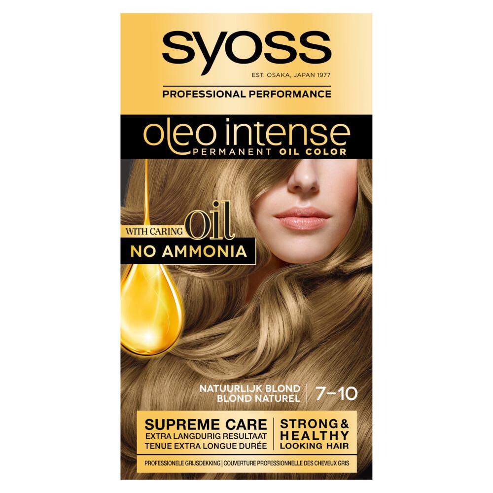 Syoss Color Oleo 7-10 Natuurlijk Blond Stuk