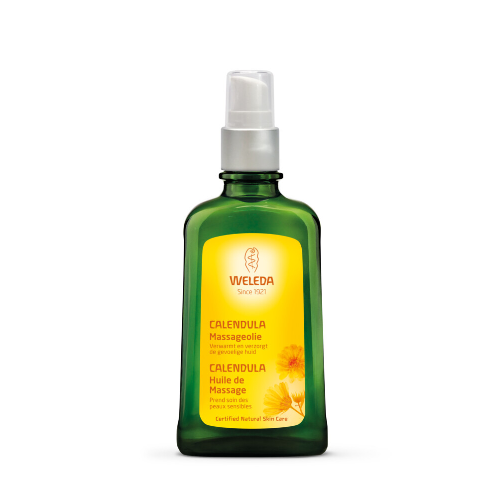 Weleda Massageolie Calendula 100ml