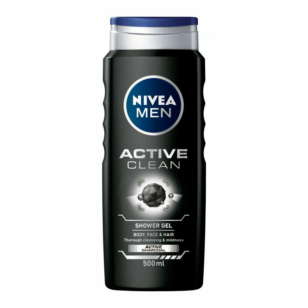 Nivea Shower Active Clean 500ml