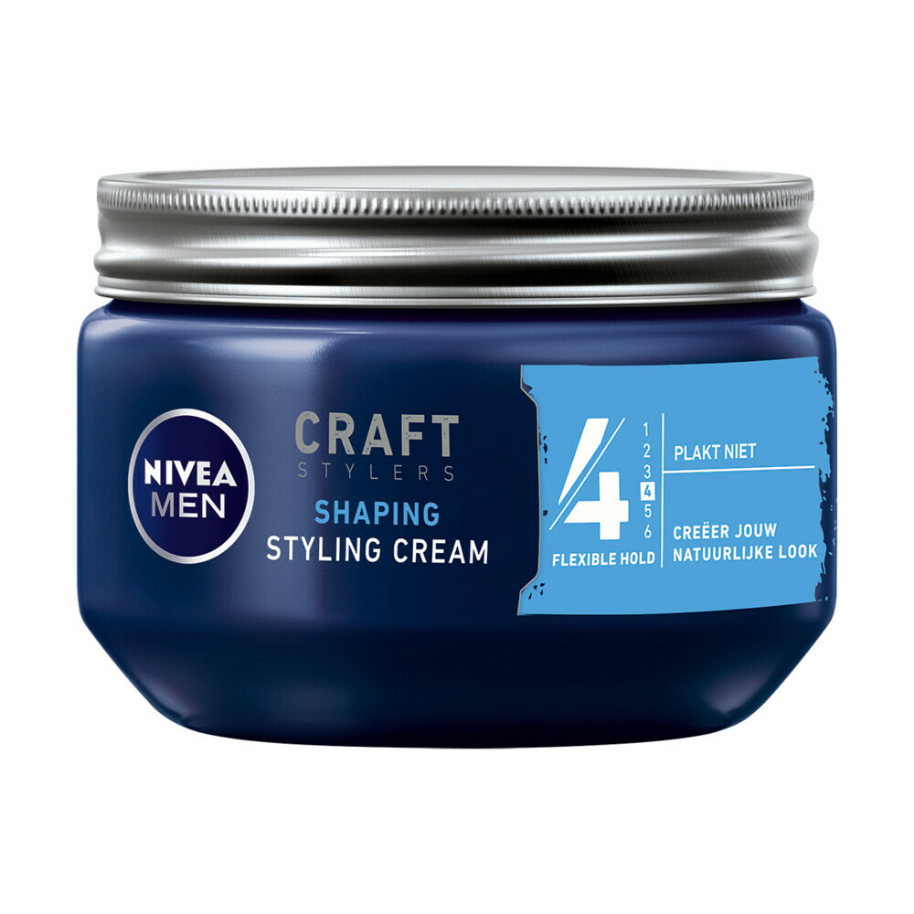 Nivea men styling creme gel